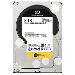 Western Digital WD3000FYYZ RE Edition 3TB 64MB Enterprise Stock  Internal Hard Drive